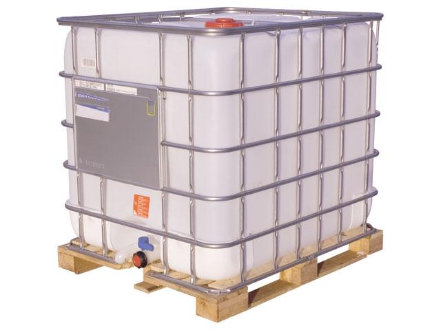 Хлорпарафин ХП 470А в кубовой емкости 1000 литров